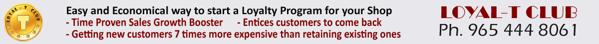 Start a Loyalty Program for your shop in one day.