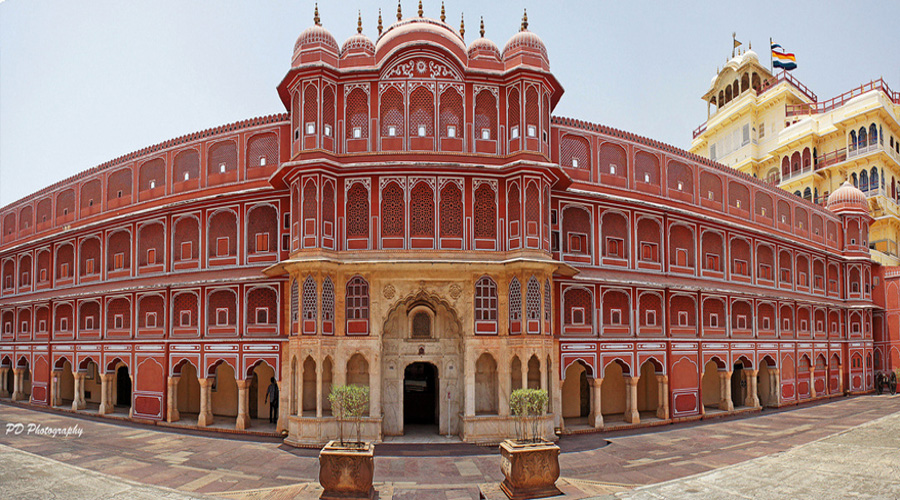 10 sw-Jaipur City Palace