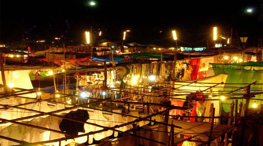 Arpora Market3 Goa