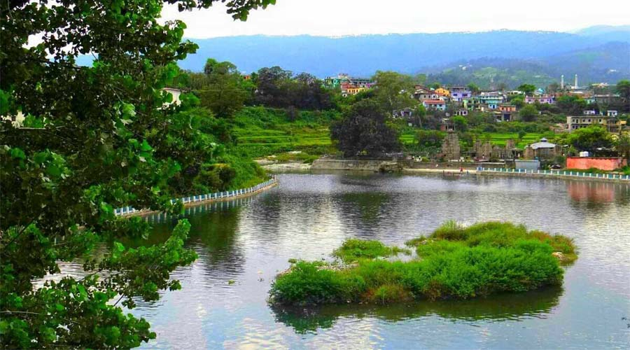 Baijnath Lake