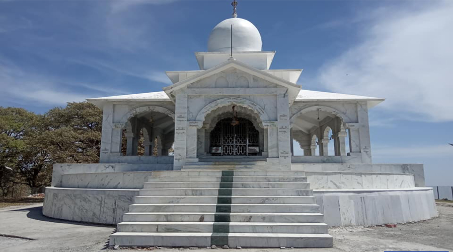 Bhadraj Temple