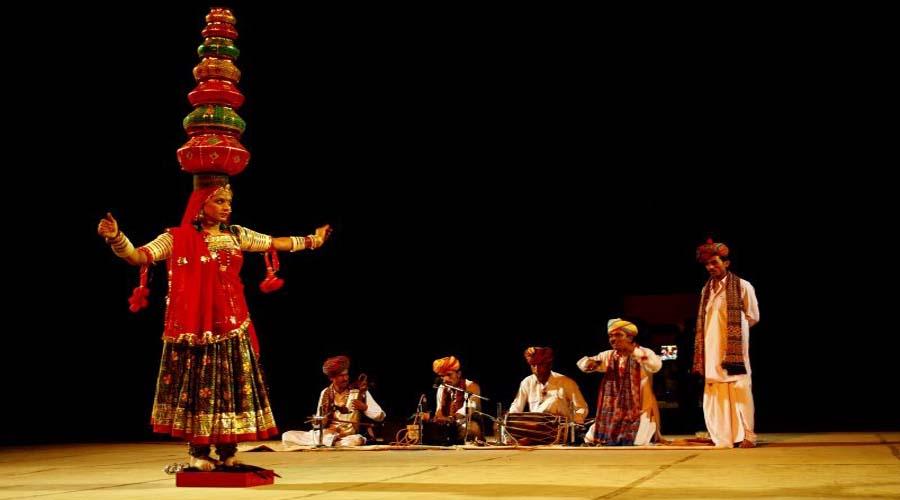 Bhawai Dance