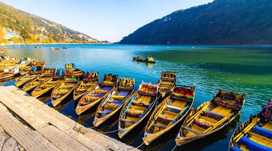 Boat Ride at Naini Lake