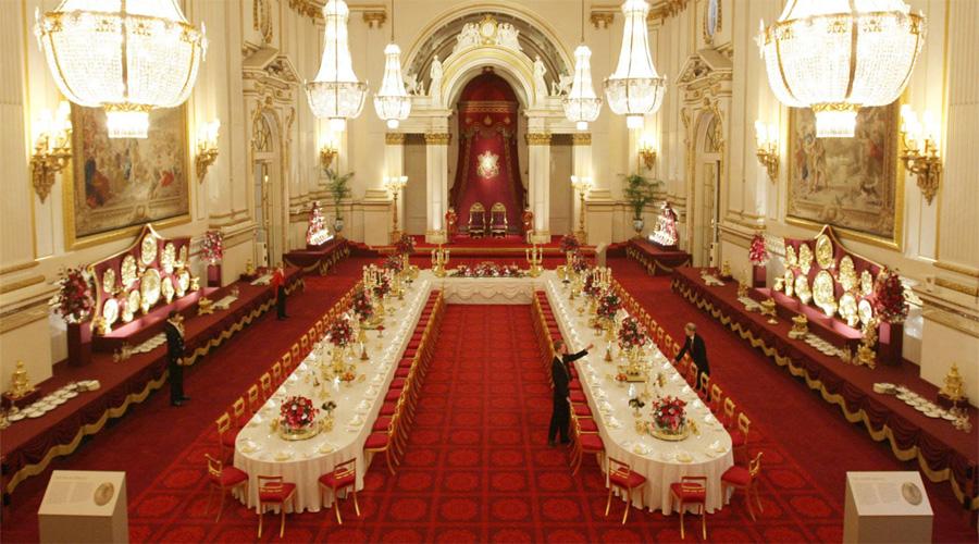 Buckingham Palace Dine