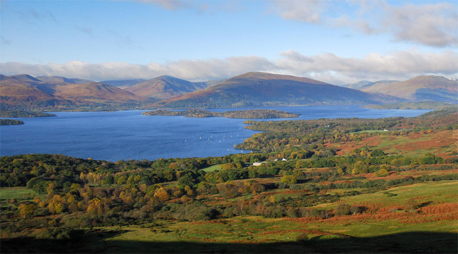 Conic hill loch lomond