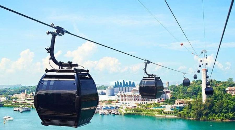 Discover Sentosa Cable Car