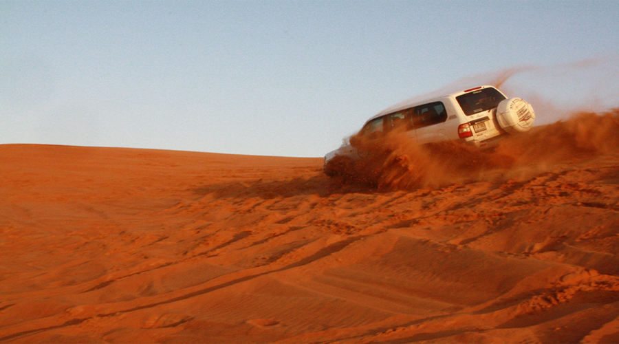 Desert Safari, Dubai