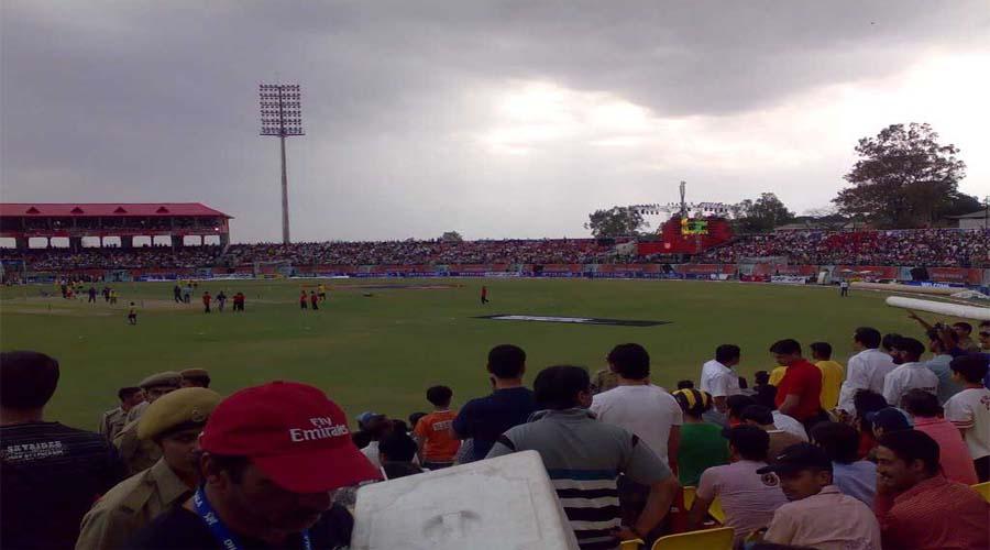Stadium Dharamshala