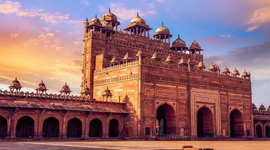 Entrance of Buland Darwaza