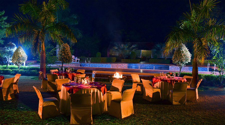 Event and Party area