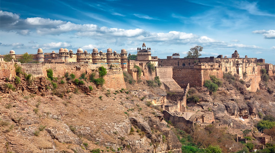 FORT VIEW GWALIOR