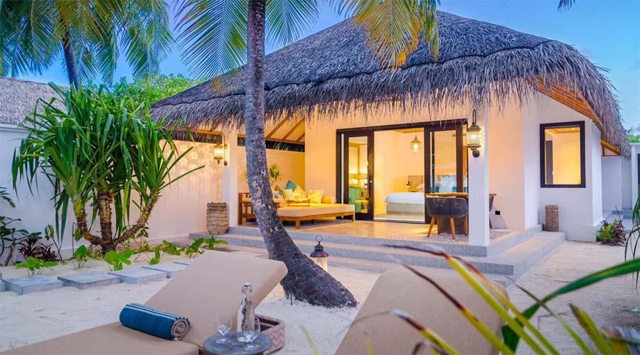 Finahul Beach Villa Cottage