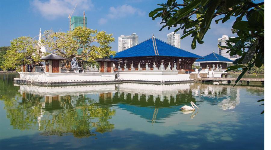 Gangarama Budhist Temple