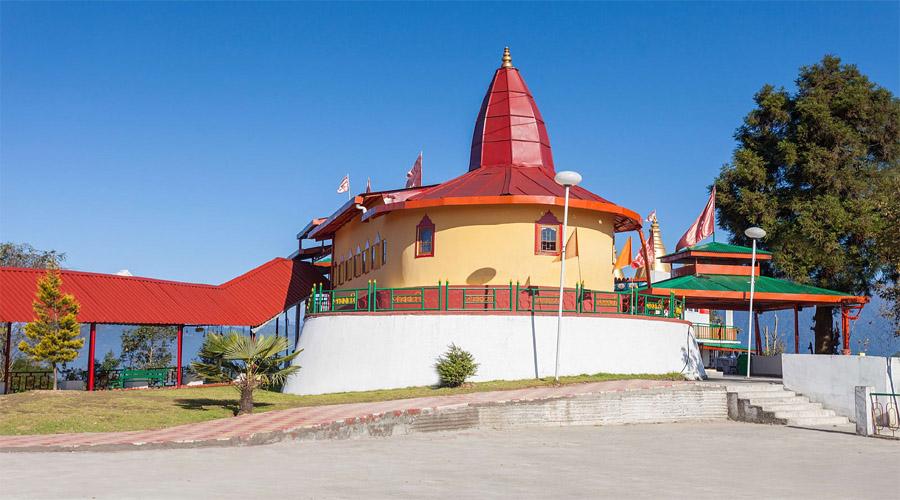 Hanuman Tok in Gangtok