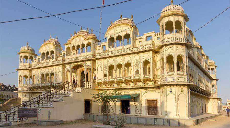 Hindu Temple Jhunjhunu
