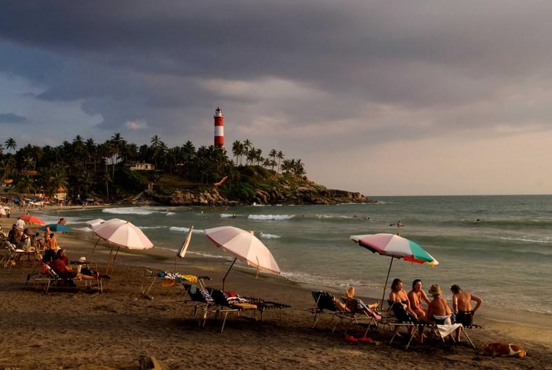 Beach, Kovalam