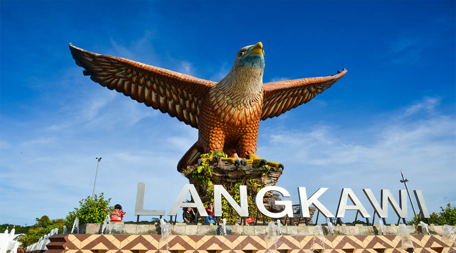 Eagle Square,Langkawi
