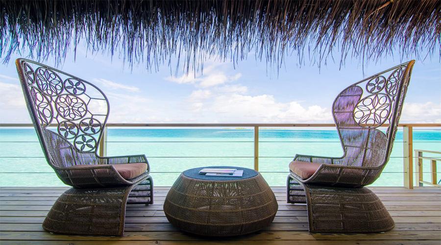 Lagoon Villa Room