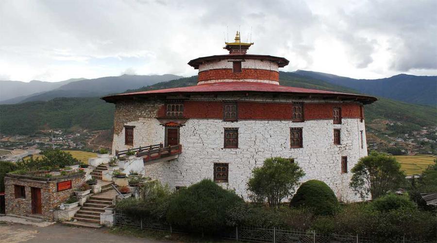 Ta Dzong National Museum , Paro