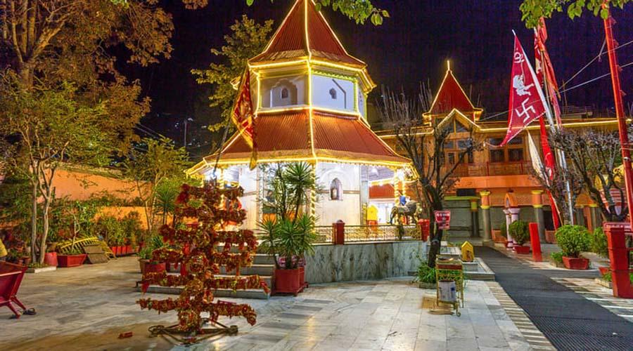 Naini Devi Temple Nainital