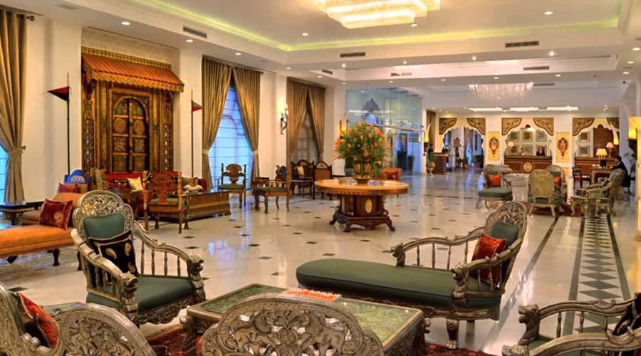 Noor Mahal Lobby