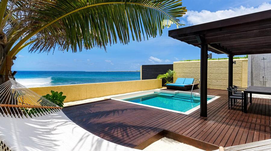 Ocean Pool Villa Room