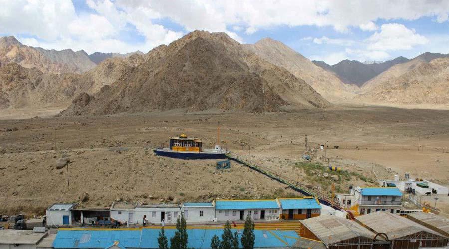 Pathar Sahib Gurudwar