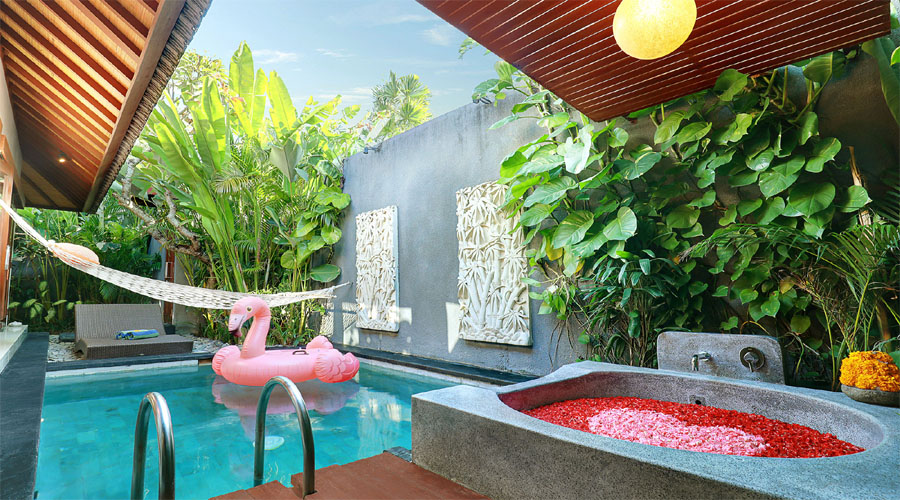 Pool Villa, Bali