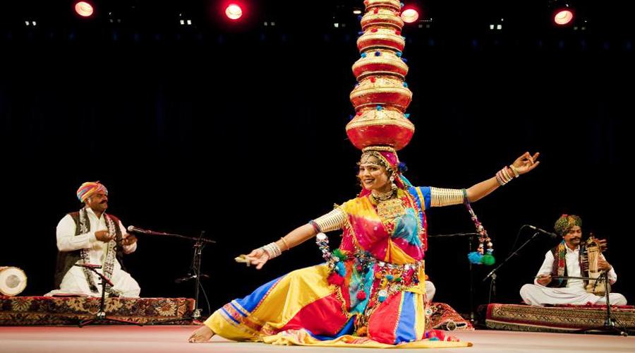 Rajasthani Traditinal Dance