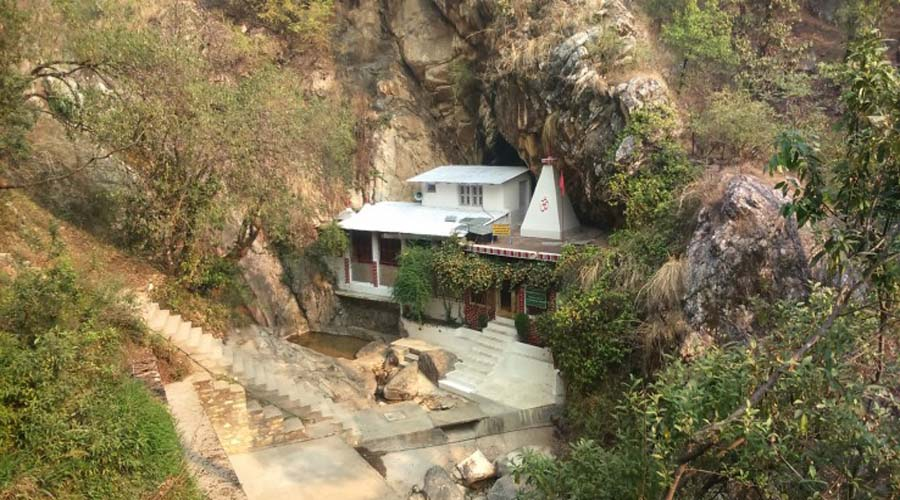 Rudradharni Waterfall & Caves