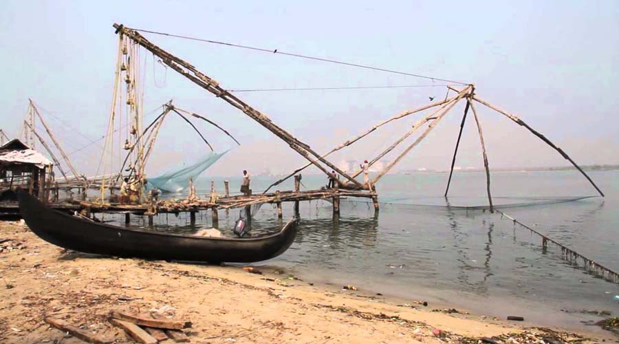 Chinese Fishing Net cochin 2