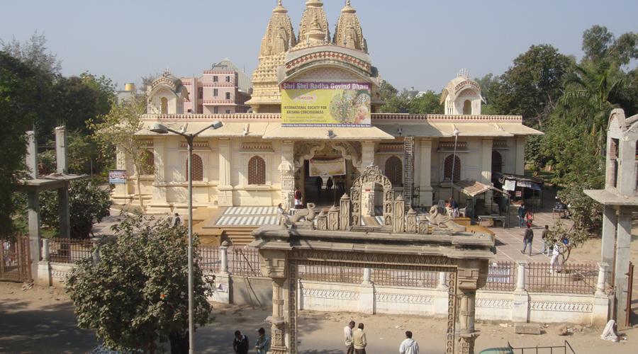 Iskcon Temple Ahemdabad2