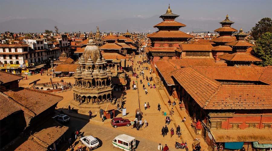 Patan Darbar Kathmandu