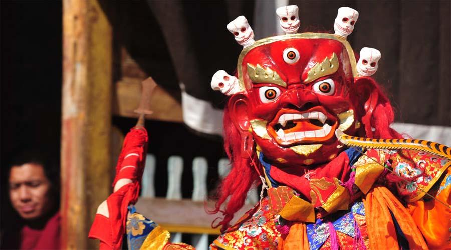 Kathmandu Mask
