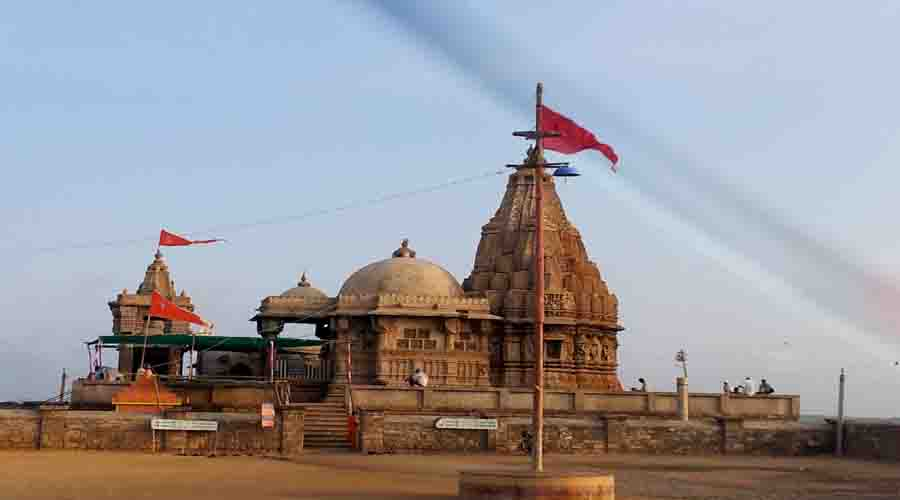 Rukmini Devi Temple Dwarka