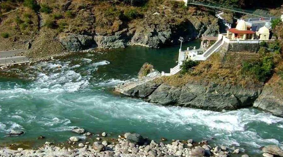 Rudraprayag Sangam