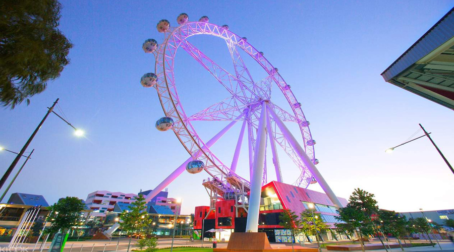 Star Observation Wheel, Melbourne
