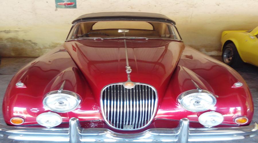 Vintage Car Museum Jamnagar
