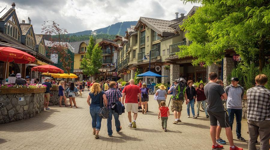 Whistler Village,Vancouver