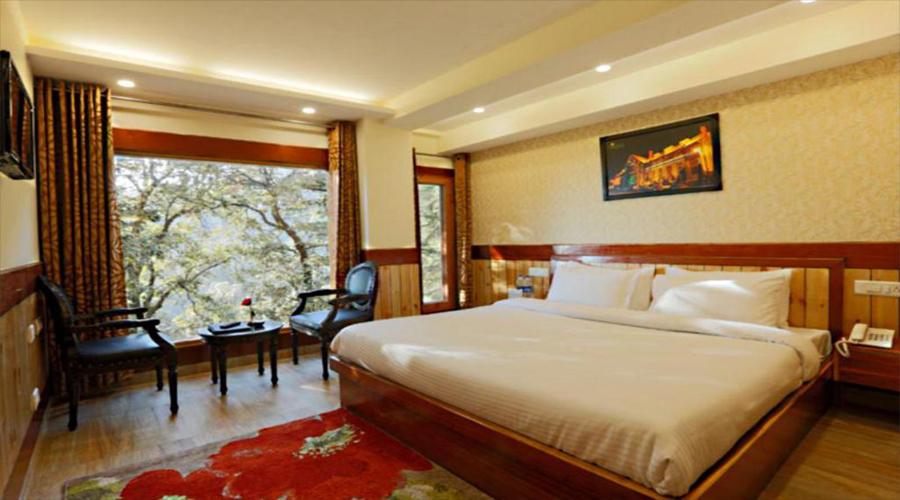 Deluxe Room Shimla