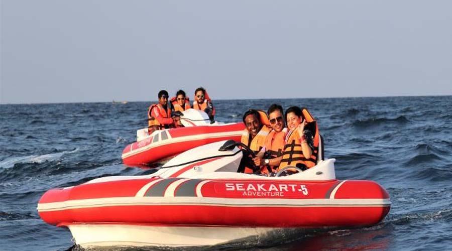 Seakart Ride