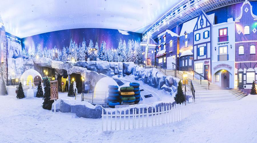 Snow World, genting