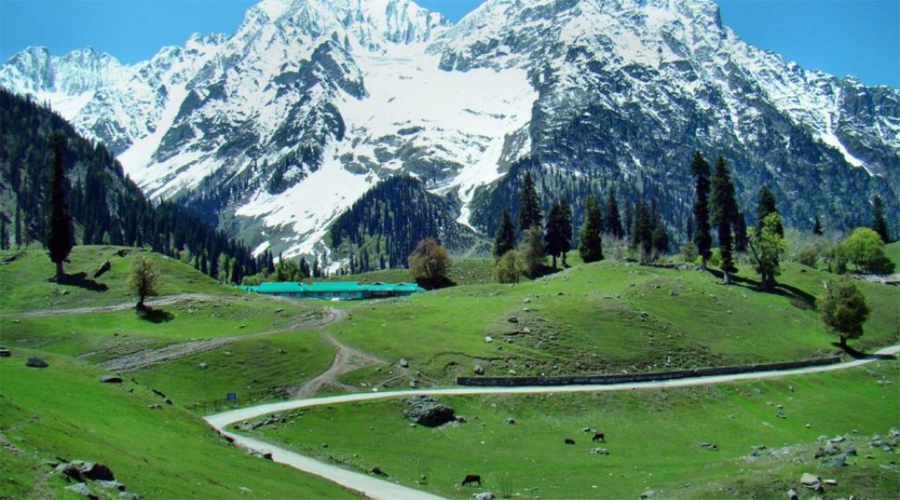 Sonmarg Valley , Sonmarg