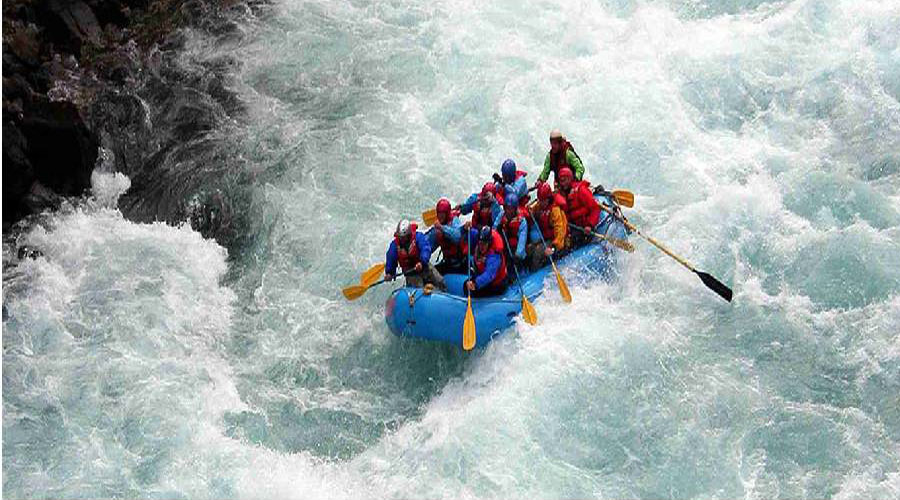 Summit River Rafting Shivpuri