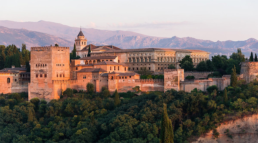 Alhambra City Cordoba