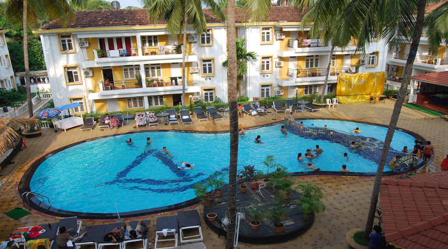 Alore Grade Goa Pool