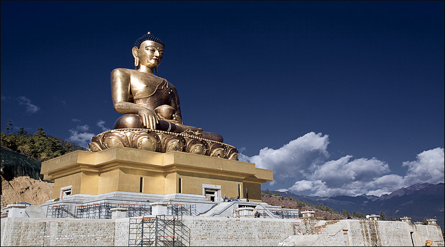 Buddha Point, Thimphu