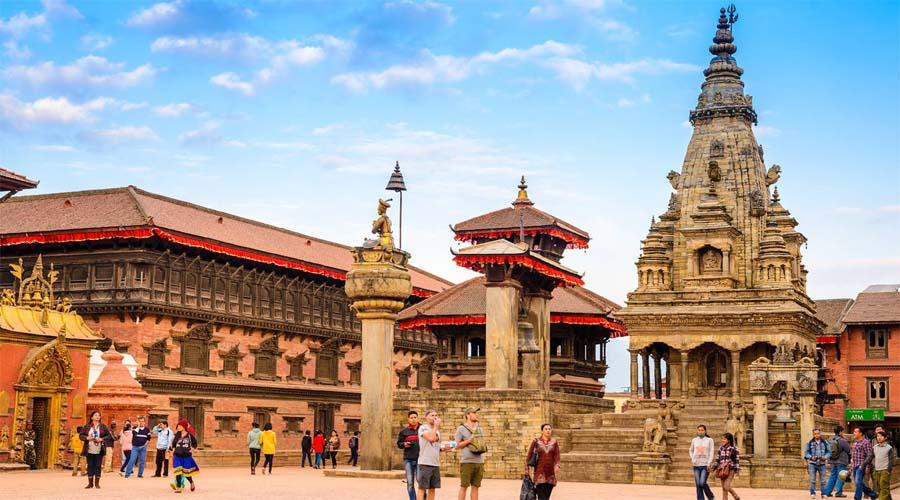 Bhaktapur Durbar Kathmandu