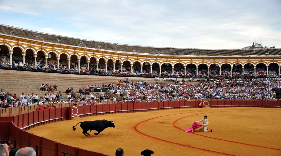 Las Ventas Bull Ring Madrid