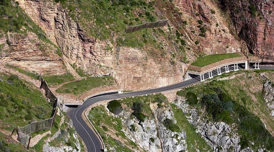 Chapmans Peak Capetown